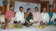 "Book Release Function Of ""Adhunika Konkani Kathegalu"" and ""Rutu Sankramana and other short stories"""